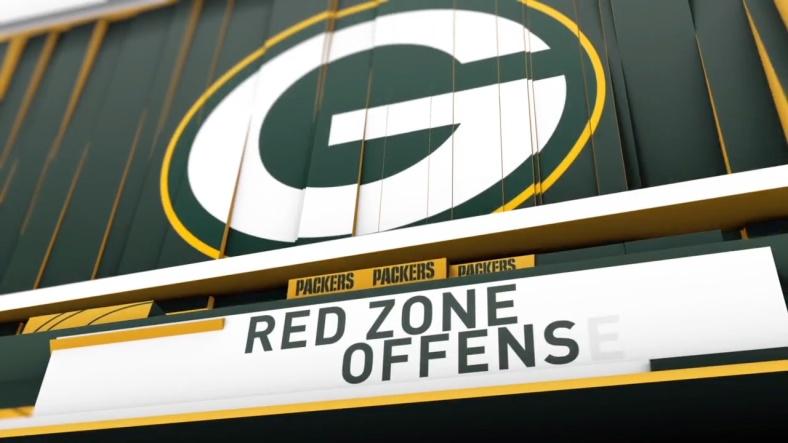 Red Zone. CBS Sports rebranding by Troika